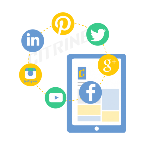 Social Media Marketing by Citrine Marketing Communication - Digital Marketing Agency