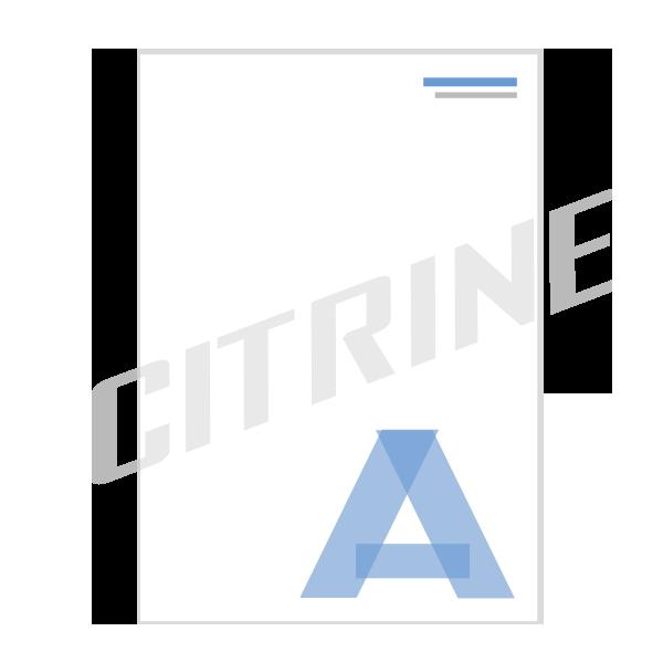 citrine_letterhead