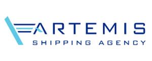 Citrine συνεργάτες λογότυπο Artemis
