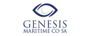Citrine συνεργάτες λογότυπο Genesis Maritime co sa