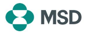 Citrine συνεργάτες λογότυπο MSD
