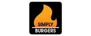 Citrine συνεργάτες λογότυπο Simply Burgers