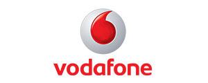 Citrine συνεργάτες λογότυπο Vodafone