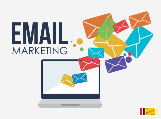 email marketing eshop citrine